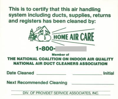 [Original Sticker for Home Air Care]